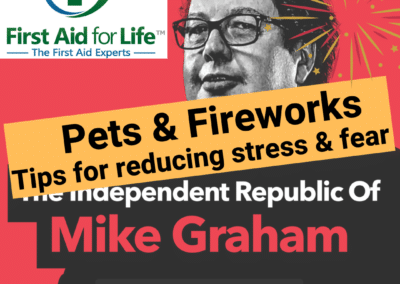 Talkradio: Mike Graham – Pets and Fireworks