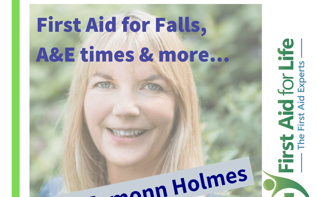 TalkRadio: Eamonn Holmes – First Aid for Falls, A&E times & more…