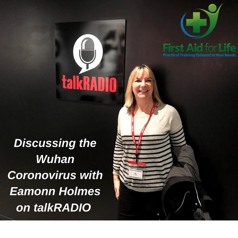 talkradio interview