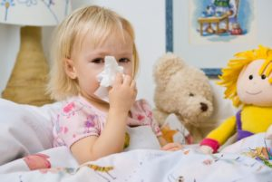 How long should my sick child stay off school?