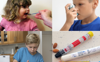 Return to School Safely – specific advice for children with medical conditions