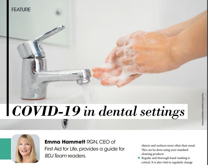 covid19 dental