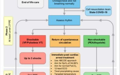 Giving CPR during the pandemic – Resuscitation Council UK guidance
