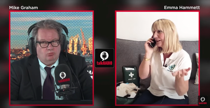 Lockdown First Aid with talkRADIO