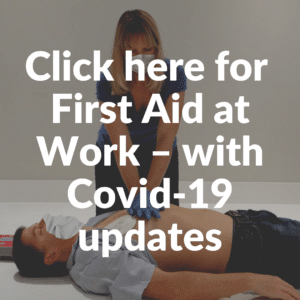 first aid and covid