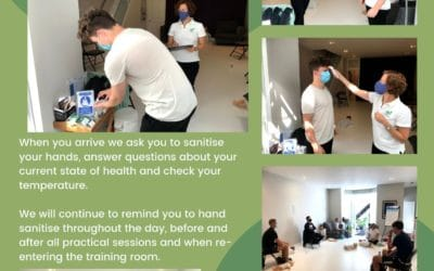 Covid-Secure First Aid Training – here to help