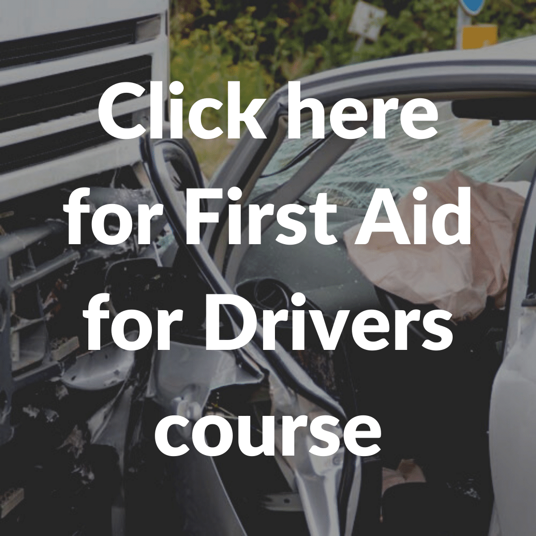first aid for drivers